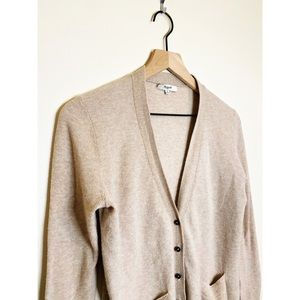 Madewell 100% Cotton Cardigan